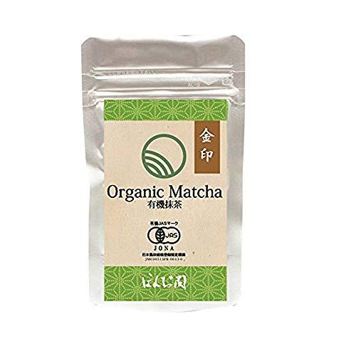 M organically grown green tea gold …