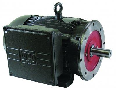 WEG Electric 01018ET3EID215TC-W22 10HP 1800 460 RPM 2021 autumn and winter new 3PH 230V Max 81% OFF