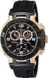 T048.417.27.057.06 T-sport - Reloj de pulsera para hombre, color rosa y dorado