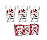 Disney Minnie Mouse Gläser 3er Set