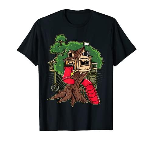 Abri de jardin pour enfants T-Shirt