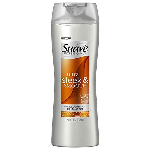 Suave Professionals Sleek Shampoo - 12.6 oz - 3 pk