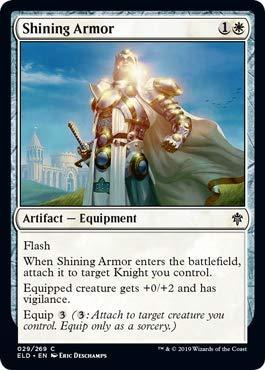 Magic: The Gathering - Shining Armor - Throne of Eldraine