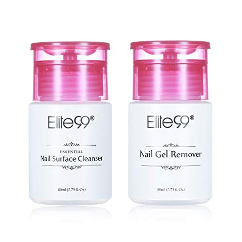Elite99 Cleaner e Remover per Unghie, Smalto...