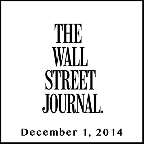 The Morning Read from The Wall Street Journal, December 01, 2014 copertina