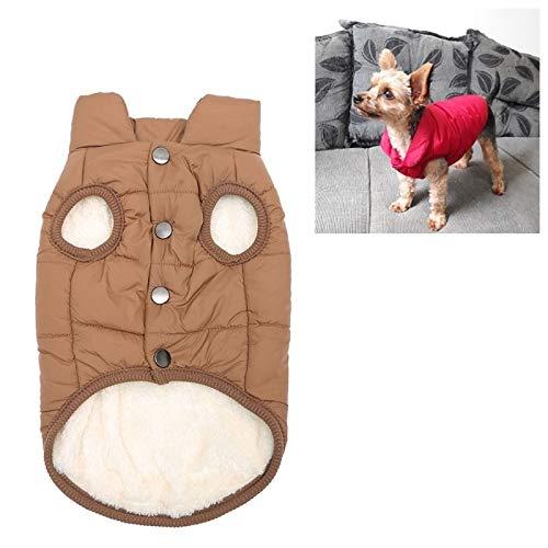 JSANSUI Gepersonaliseerde hondenkleding mooie hond hoodies kleding, huisdier-puppy kat leuke katoen warm pullover mantel pullover voor hond huisdieren, maat: XXL