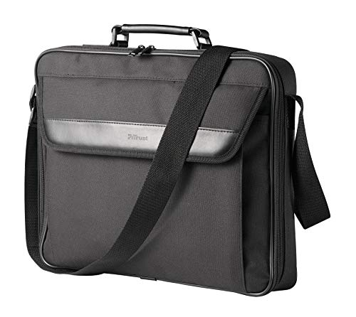 Trust Atlanta Carry Bag for 17.3-Inch Laptops - Black