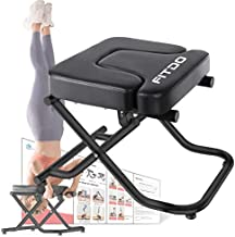 FITDO Yoga Headstand Bench,Stand Yoga Chair for Inversion Safely & Easily,Shape Body & Relieve Fatigue