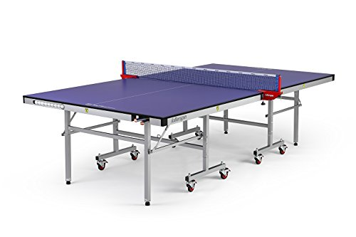 Purchase Killerpin MyT5BluPocket Table Tennis Table - Premium Engineered   Indoor Ping Pong Table wi...
