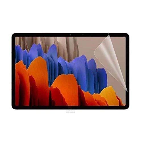 Lobwerk 2 protectores de pantalla antirreflectantes para Samsung Galaxy S7+ Tab S T970 T975 de 12,4 pulgadas, protección contra arañazos