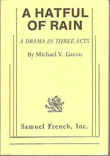 A Hatful of Rain by Michael V. Gazzo (1984-01-30)