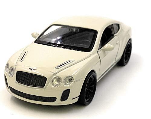 Onlineworld2013 Continental Supersports Beige Modellauto Auto Maßstab 1:34 (lizensiert)