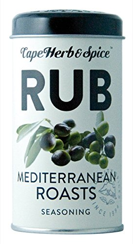 Cape Herb & Spice Rub Mediterranean Roasts Rub 100g