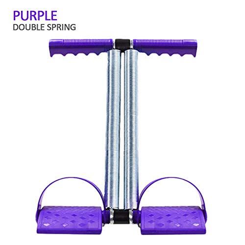 CXZC Pedal-Widerstandsband, elastisches Sit-Up-Zugseil, für Fitness, Bodybuilding, Expander, Bauchtraining, Armstreckung, Schlankheitstraining