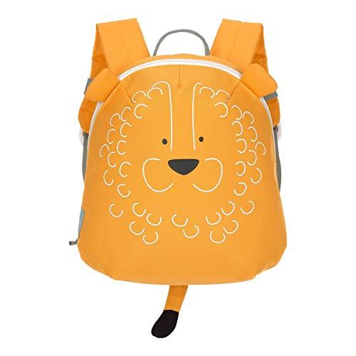 LÄSSIG Kleiner Kinderrucksack für Kita Kindertasche Krippenrucksack mit Brustgurt/Tiny Backpack