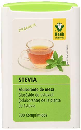 Raab - Stevia Premium en Comprimidos - 18 g