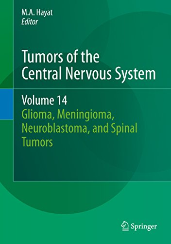 Tumors of the Central Nervous System, Volume 14: Glioma, Meningioma, Neuroblastoma, and Spinal Tumors (English Edition)