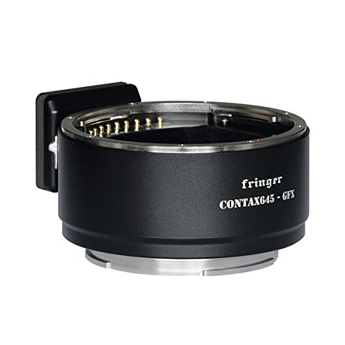 Fringer Contax 645 GFX50s Smart-Adapter Autofokus (Firmware v2.3)