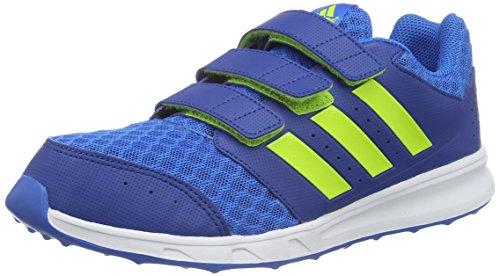 Adidas Lk Sport 2 Cf K, Scarpe Da Corsa, Bambini E Ragazzi, Multicolore (Azul / Verde (Azuimp / Seliso / Eqtazu)), 35 1/2