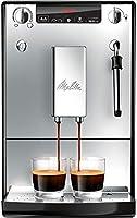 Melitta Caffeo Solo&Milk E953-102 Cafetera Superautomática con Sistema de Leche, Molinillo, 15 Bares, Café en Grano,...