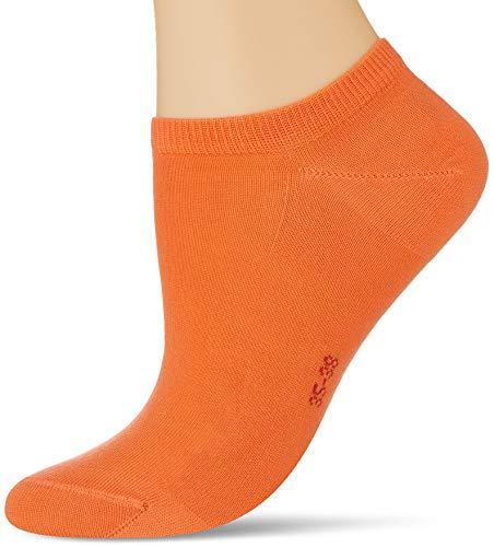FALKE Damen Active Breeze W SN Sneakersocken, Orange (Coral Rose 8961), 39-42