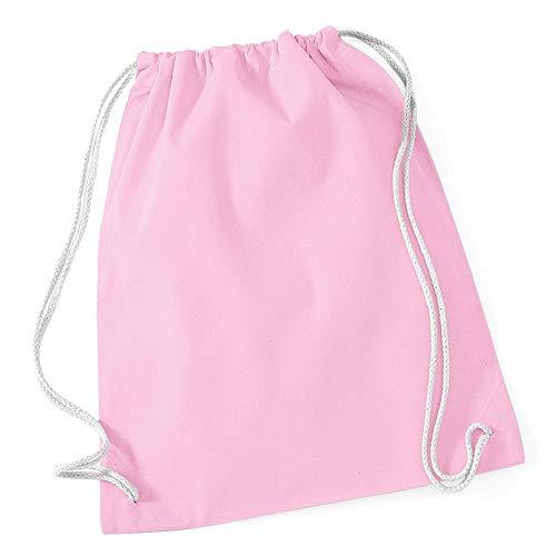 Westford Mill - Cotton Gymsac/Classic Pink, 46 x 36 cm