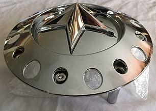 Deal on Wheels KMC XD Rockstar Chrome Wheel Center Cap 1000775 S1004-04 New with Bolts