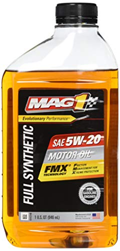 Best mag 1 synthetic oil