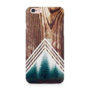 Chevron Holz Print Hülle Handyhülle für Samsung Galaxy A3 A5 A6 A7 A8 J3 J5 J6 J7 2016 2017 2018 Cover Case