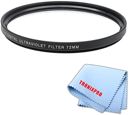 iSnapPhoto Microfiber Cloth For: Canon EF 28-135mm f//3.5-5.6 IS USM 72mm UV Protection Filter