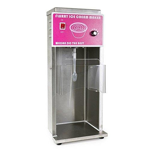 WYZworks Commercial Stainless Steel Heavy Duty Ice Cream Milkshake Drink Maker