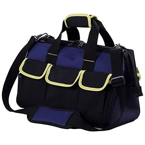 Panduo Bolsa de Herramientas Herramientas Herramientas Profesional Papelería Reparación Kits Zipper Bag...