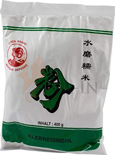 Harina de arroz glutinoso - 400g