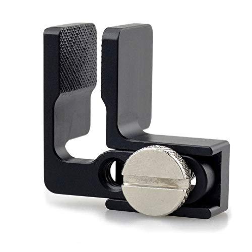 FUQUANDIAN Fijar el Cable HDMI Cierre de bornes for Sony A6500 / A6300 / A6000 cámara DSLR Fotografía Kit Jaula Rig Accesorios de Soporte