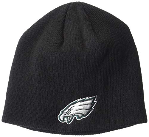 OTS NFL Philadelphia Eagles Youth Beanie Knit Cap, Team Color, Youth