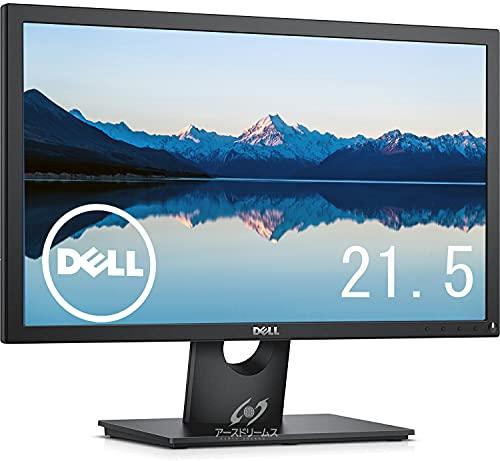 Dell E2216H/21.5インチワイド/薄型LED液晶モニタ/1920x1080(VGA,DP) フルHD/VESA準拠/非光沢(整備済み品)
