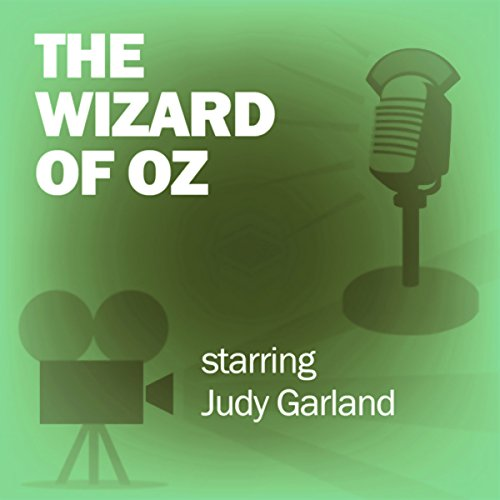 The Wizard of Oz audiobook cover art