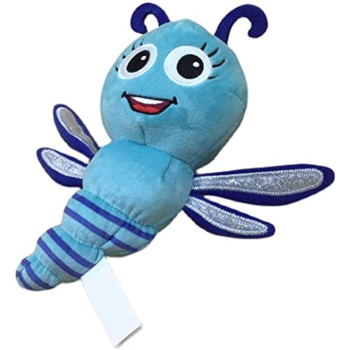 Sanwooden Cute Little Dragonfly Plush Toy Cloth Art Doll Stuffed Animal Small Gift