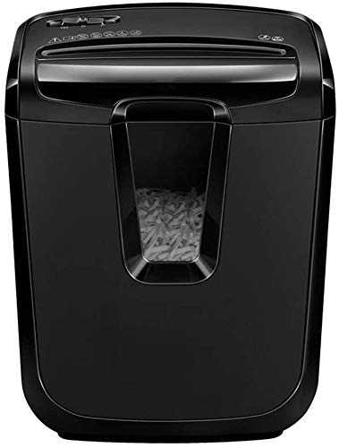 Affordable SMLCTY Paper Shredders for Home Use Cross Cut Heavy Duty Paper Shredders for Office Use P...