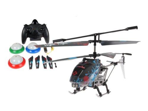 Revell - 24065 - Radio Commande - Véhicule Miniature - Hélicoptère - LightFight - GSY/RTF