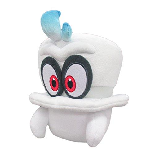 Super Mario Odyssey Cappy Sombrero Gorro Gorra De Mario Fantasma Peluche Altura 20cm Producto Oficial Con Licencia de Nintendo [Japón]