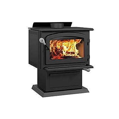 Drolet Blackcomb II DB02811 Medium 2020 EPA Certified Wood Stove