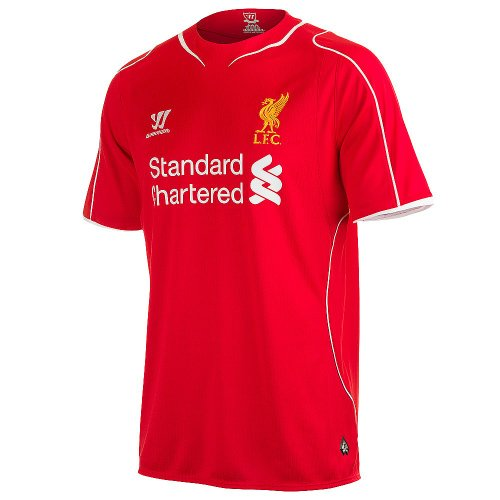 Men's WSTM400 Warrior Liverpool FC domicile - Multicolore - xl