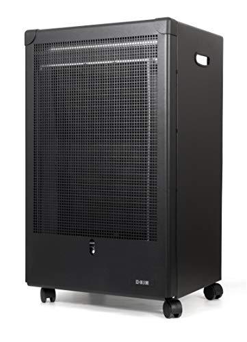 HJM GA4200 Radiateur Noir 435 x 345 mm 10,5 kg