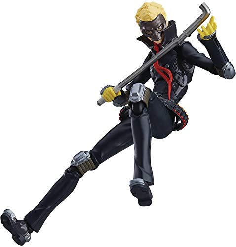 Max Factory Persona 5: Skull Figma Action Figure, Multicolor