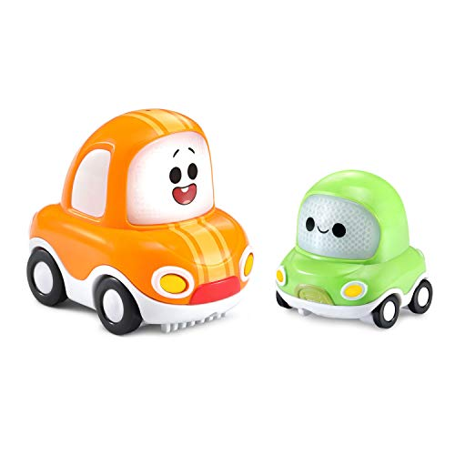 VTech Go! Go! Cory Carson SmartPoint Cory and Chrissy, Multicolor