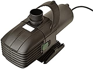 HAILEA T5000 POND WATER PUMP - 1295 GPH - for Aeration, Waterfall and More, Submersed or Inline Use, Energy Efficient, 30 Foot Cord