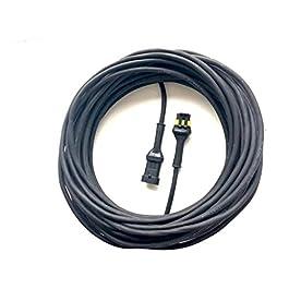 Câble Transformateur pour – GARDENA ROBOTIC SMART SILENO CITY – Robot Tondeuse à Gazon – Basse Tension Câble – pour…
