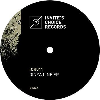 Ginza Line EP (ICR011)