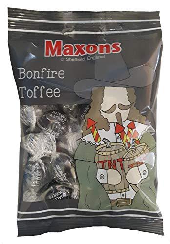 Maxons Bonfire Toffee Bags 120g